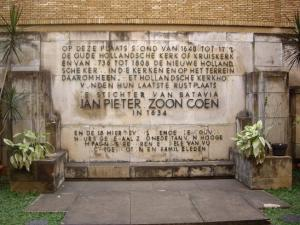 Jan Pieter Zoon Coen Note